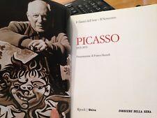 2004 PICASSO 1915-1973 - PRES. FRANCO RUSSOLI - SKIRA RIZZOLI CDS