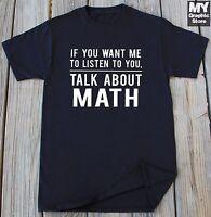 Math T-shirt Gifts For Math Lover Funny School Shirt Funny Mathematics Shirt