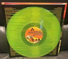Frenzal Rhomb - Hi-Viz High Tea - Rare Trans Yellow Vinyl Record Ltd Ed of 500