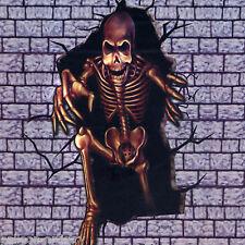 Festa di Halloween Scheletro Horror Mostro tira fuori scena Setter Aggiungi Su