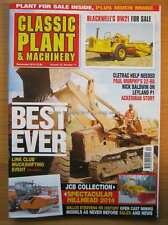 Classic Plant & Machinery September 2014 Leyland P1 Ackerman 22-RB JCB Wallis