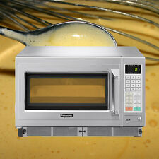 Mikrowelle mit Grill Panasonic NNGD38HSSUG 23 L 1000W