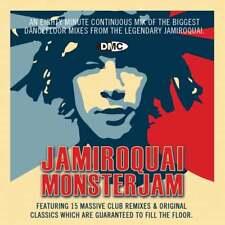 DMC Jamiroquai Monsterjam Continuous Megamix Mixed DJ CD By Ivan Santana