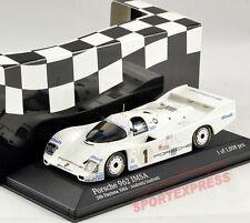 NEW 1/43 Minichamps Porsche 962 IMSA, 24hrs Daytona 1984, #1, PMA 400846501