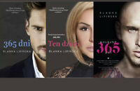 Blanka Lipinska - Ksiazki: 365 dni, Ten dzien, Kolejne 365 dni | Ebook DIGITAL