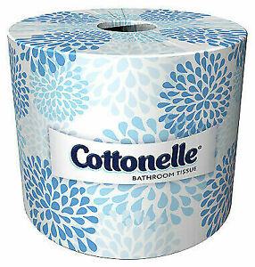 Kimberly-Clark Professional 17713 2-Ply Standard Toilet Paper - 60 Rolls