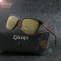 Night Sight Driving Sunglasses Unisex High-End Polarized UV400 Sports Eyewears