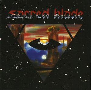 Sacred Blade – Of the Sun + Moon (Audio CD) NEU&OVP!!! 2019