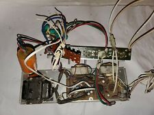 GE PREAMP STEREO TUBE AMP 7189 12AX7 OUTPUT TUBES UNTESTED NO TUBE PARTS OR REST