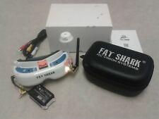 Fatshark Dominator V3 Goggles Realacc 5.8G Receiver Battery Antenna Racing Drone