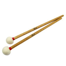 New Pair of Timpani Mallets CorkCore Soft Style Mallets with OAK Wood Handles