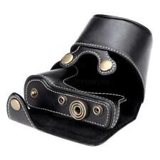 Unbranded/Generic Leather Camera Cases, Bags & Covers for Sony