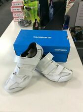 Shimano SH-wr32 road bike cycling shoes, womans specific.