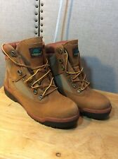 Timberland Mens Boots Size 8M 98519 8240 Leather Hiking Boot