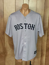 MEN'S BOSTON RED SOX BASEBALL JERSEY-SIZE: XL
