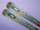 Rossignol Zenith Z3 Oversize 162cm All Mtn SKIS w/ Rossi Axium Int Adj Bindings