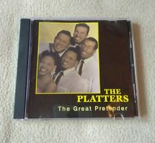 The Platters : The Great Pretender (CD)
