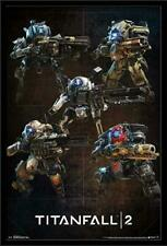 TITANFALL 2 MECH POSTER. VIDEO GAME POSTER 24x36