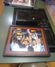 Mike Krzyzewski Coach K Duke Blue Devils Basketball Signed 11x14 Framed Photo