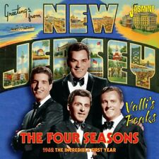 The Four Seasons - Valli's Peaks: 1962 The Incredible First Year