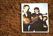 BEATLES DIARY TRADING CARD #25a TOPPS 1964 VF/NM