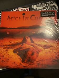 Alice In Chains. Dirt. Limited Edition Red Vinyl. Pearl Jam