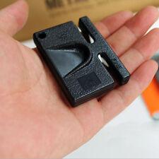 EDC Pocket Knife Sharpener Whetstone Sharpening Outdoor Survival Keyring Tool
