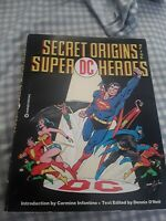 Secret Origins Of The Superheroes FN+ 6.5 Softcover Neal Adams Cover