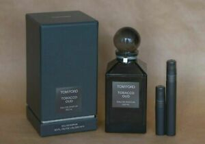Tom Ford Tobacco Oud 10 ml Travel Size Spray EDP Authentic