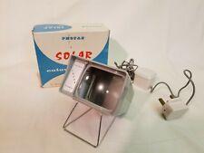 Vintage Slide Viewer for 35mm Slides, Battery Powered, PHOTAX Solar SV14