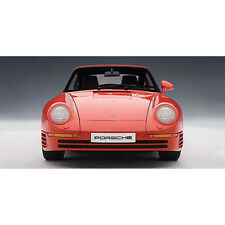 Autoart 1/18 Porsche 959 (Red) B2