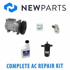 For Dodge & Plymouth Neon 1995 2.0L Full A/C Repair Kit w/ Compressor & Clutch