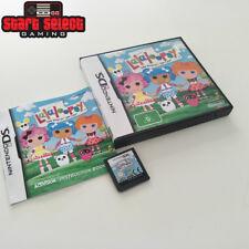 La La Loopsy Nintendo DS Game Like New PAL CIB Aus + FREE POST