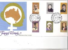 cover topical  cover topical  Australia  famous women   FDC medicine