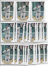 2014 Bowman Draft Michael Conforto (25) Card Paper Lot First Year Mets Rookie