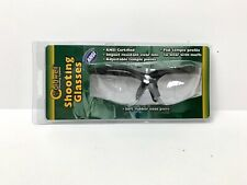 Caldwell Shooting Clear Glasses ANSI 320040 New Damaged Packaging