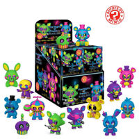 Five Nights at Freddy's Black Light Mystery Minis Blind Box Set of 12 NEW Funko