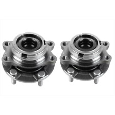 2 FRONT WHEEL HUB BEARING ASSEMBLY FOR (2006-2013) INFINITI M35X M37X /AWD ONLY