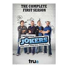 Impractical Jokers Season 1 TV Series One First Region 1 New DVD (2 Discs)