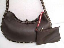 Authentique et joli sac à main BALLY avec sa pochette cuir vintage bag