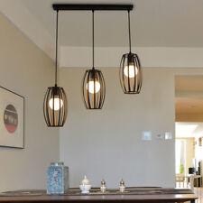 1 Set Modern Ceiling Light Black Chandelier LED Lamp Kitchen Pendant Lighting
