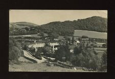Wales Denbighshire TAL-Y-CAFN General view RP PPC Used 1930