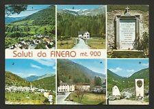 AD6074 Verbania - Provincia - Saluti da Finero - Vedute