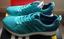 Adidas Adizero Tempo 9 Para hombres Zapatos para Correr Zapatillas Uk Size 7 Verde Nuevo Y En Caja