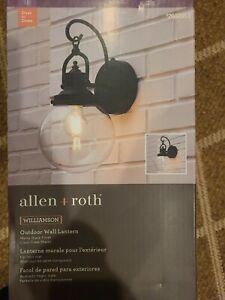 Allen & Roth Outside Wall Lantern