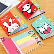 Random Stationery Stationary Bookmark Sticker Memo Sticky Notes YC