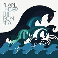 Keane - Under The Iron Sea CD Free Shipping In Canada