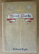 MICAH CLARKE by A. Conan Doyle - 1894