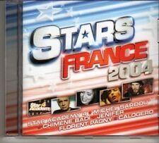 (DG610) Stars France 2004, 20 tracks various artists - 2004 CD