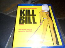 Kill Bill Vol. 1 (Blu-ray Disc, 2008) BRAND NEW FACTORY SEALED